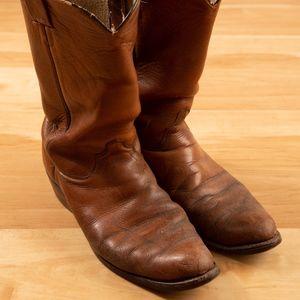 Badass vintage Acme western work boots